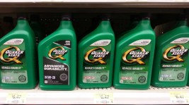 Quaker State's Quest to Build a Better Grown-Up! — Quaker State 5W-20 Motor Oil 946 mL
