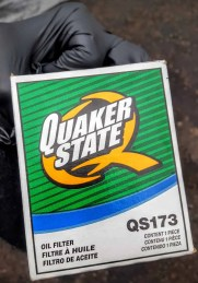 Quaker State's Quest to Build a Better Grown-Up! — The Quaker State QS173 Oil Filter