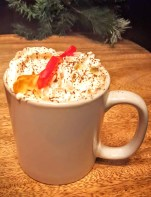 The Week That Was... December 27th, 2015 - January 2nd, 2016 — Red Rocket Coffee — Dirt and Worms Hot Chocolate