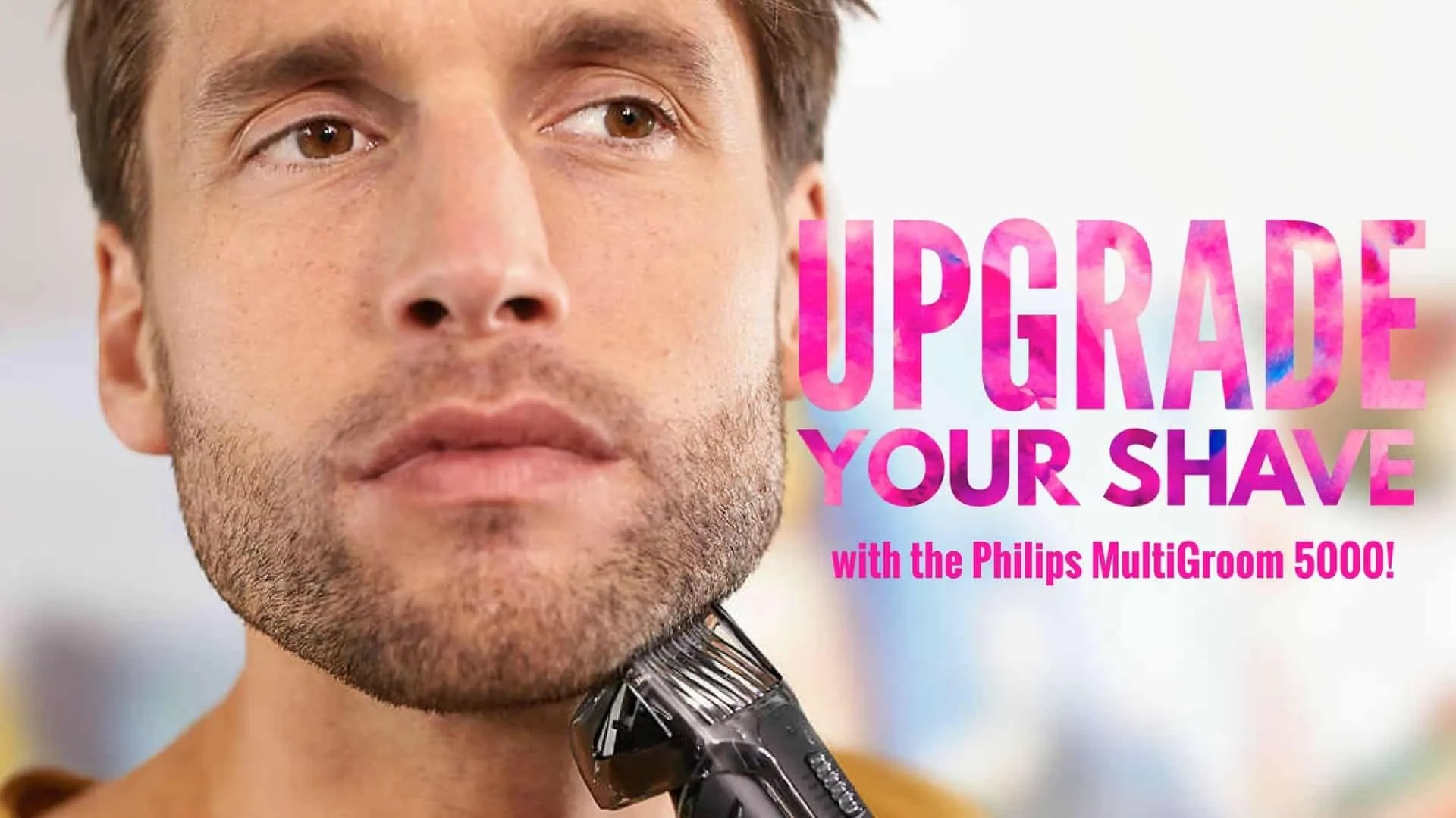 Upgrade Your Shave with the Philips MultiGroom 5000! (Featured Image)