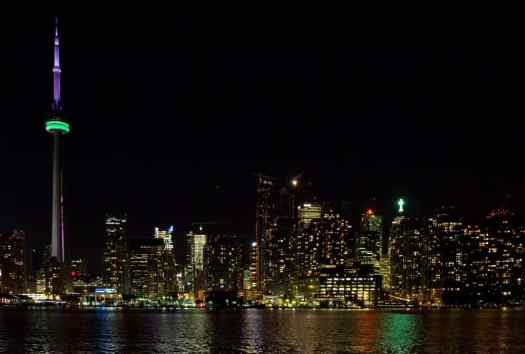 The Life and Times of Casey Palmer — NaBloPoMo Day 2 — Why I Quit on the #Chronicle150. — Toronto at Night