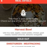 Save 50% on sweetgreen by getting their salad bowls on MealPal