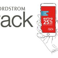 When is the next Norstrom Rack's 'Clear the Rack' sale?