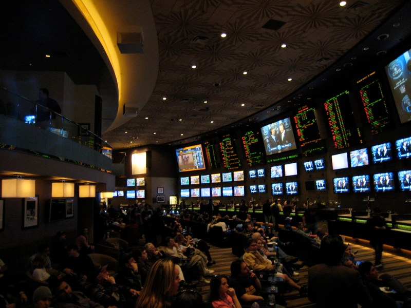 Sports betting in a live environment doesn't always allow for the best deal finding, whereas online you can look around.