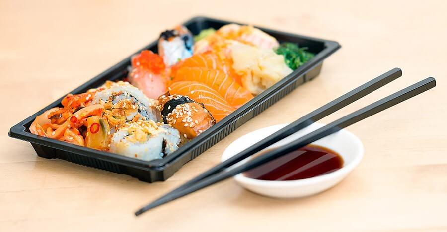 Sushi Maaltijd bezorging