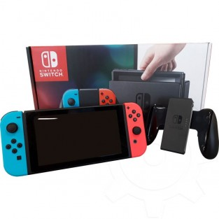 achat console nintendo switch d