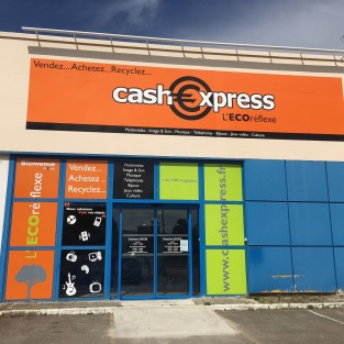 TROYES ST ANDRE LES VERGERS Magasin Cash Express