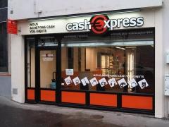 NANCY Magasin Cash Express
