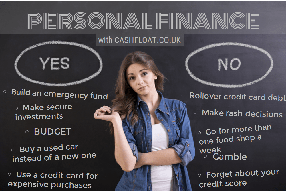 The 10 Dos And Donts Of Personal Finance Cashfloat
