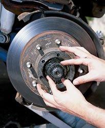 Maintain Wheel Bearings