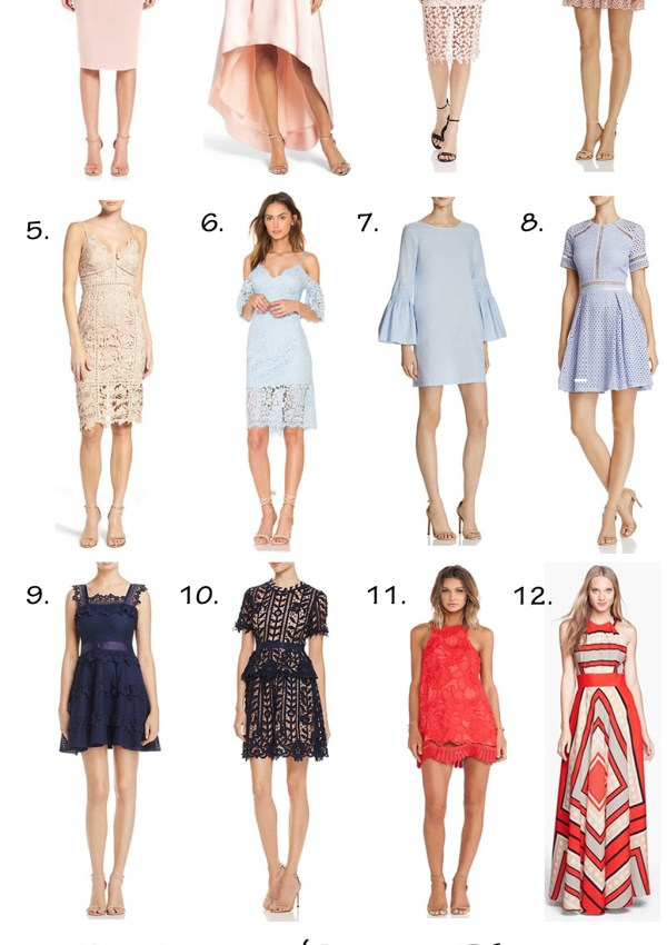 Wedding Guest Dresses Under $200