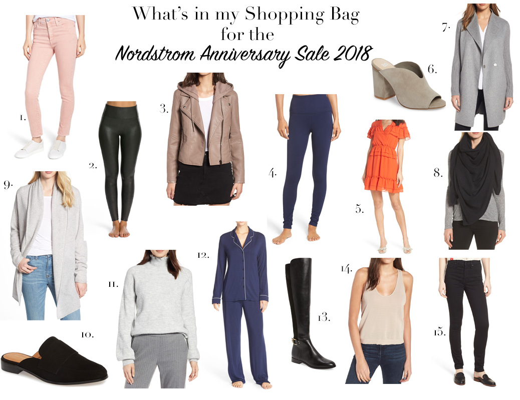 Whats In My Shopping Bag For The Nordstrom Anniversary Sale 2018