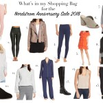 What's in my Shopping Bag for the Nordstrom Anniversary Sale 2018