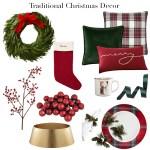 Shopping for Christmas Home Decor