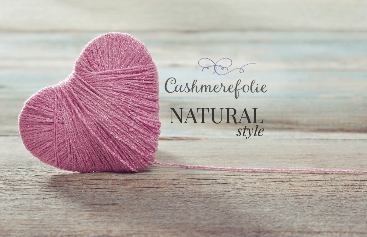 Cashmerefolie su Natural style