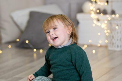 Il Natale dei piccoli: l'outfit invernale
