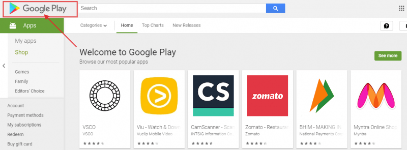 List Your App on Google Play Store