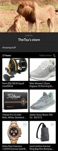 My Stuff amazon affiliate store