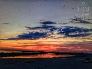 cloudswatching sunsetlove TieDyeSky sunsetonfire