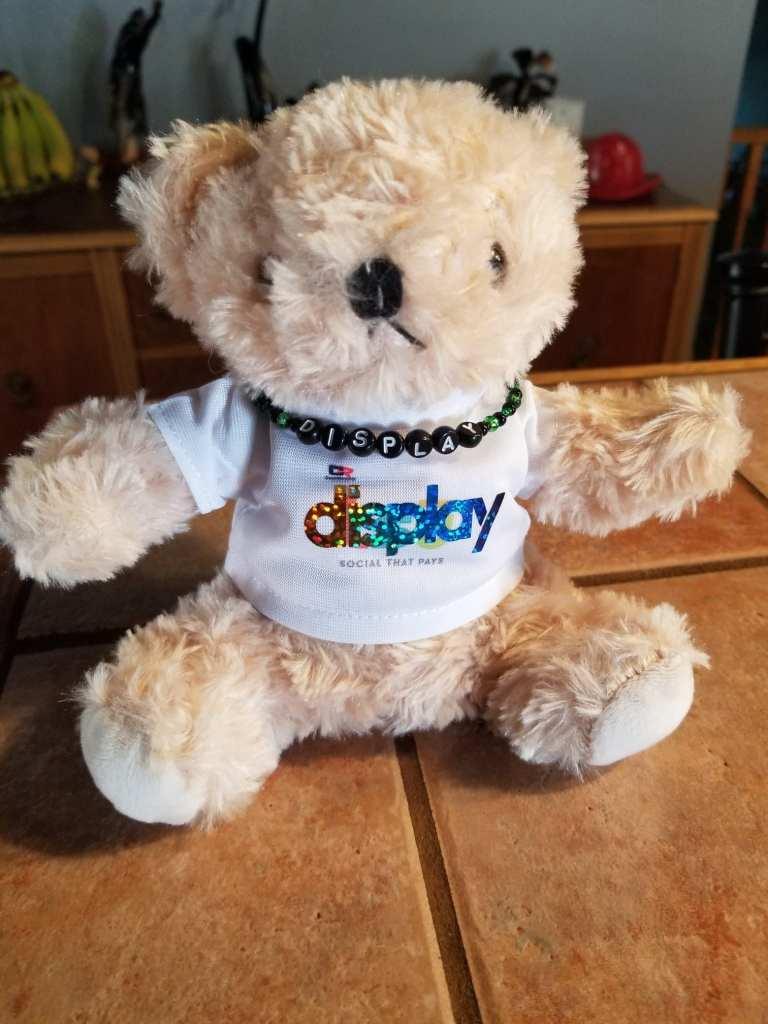 The Birth of Display Bear