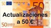 Nuevo billete 50 Euros Serie Europa