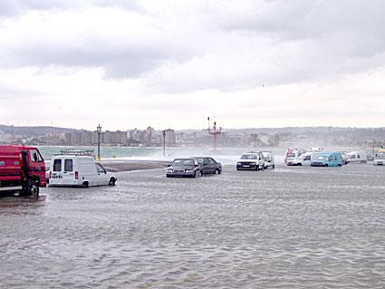 Pluja (del 2006 a la foto) al Liban