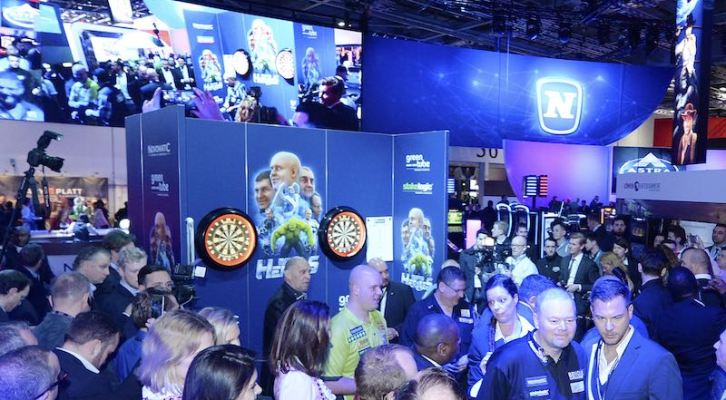 Greentube hit the bullseye with product launches ICE 2017