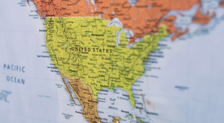Aristocrats RELM Cabinet Strikes A Chord With US Casino - Us casino map