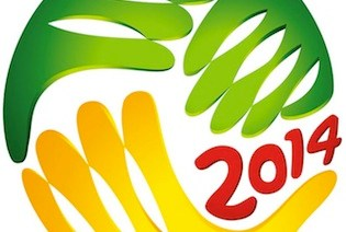 Yes, it's finally here! Join us as we bet with gusto on all aspects of 2014 World Cup in Brazil! (Image: FIFA logo)