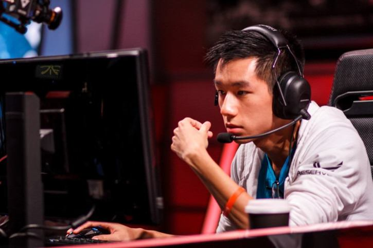 An Lee, known as 'Balls' in the eSports community