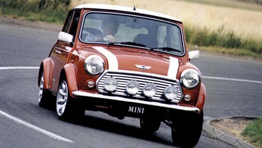 1968 Mini