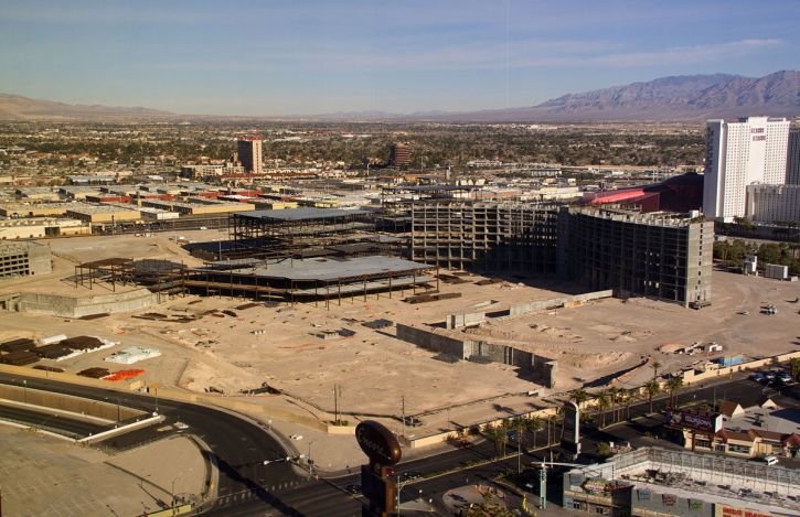 The plans for BYD's Echelon Palace in Las Vegas