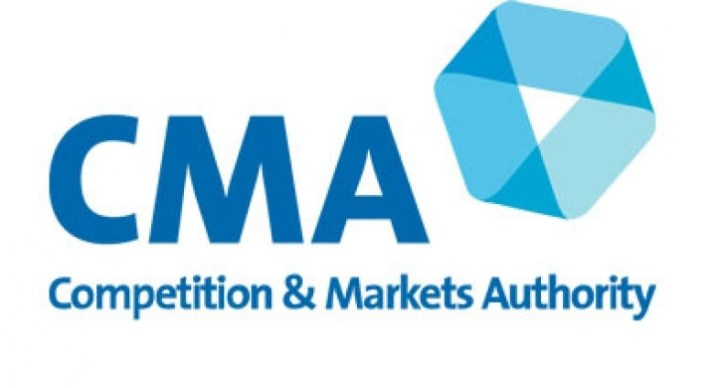 The official logo of the CMA