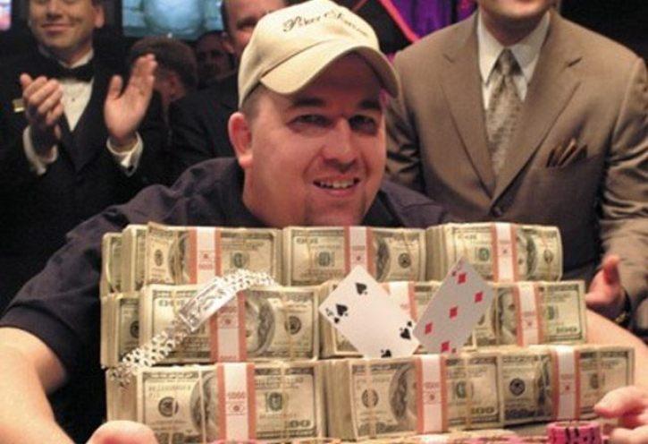 Chris Moneymaker, uno de los campeones más emblemáticos de la World Series of Poker