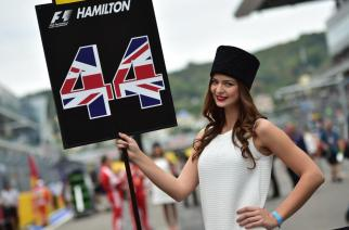 The 10 Hottest F1 Grid Girls…And What They've Achieved Besides Looking Good