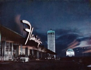 Flamingo is said to be the haunting ground of Bugsy Siegel's spirit.