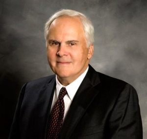FedEx founder and CEO Frederick W Smith