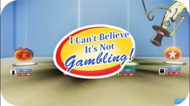 I Can't Believe It's Not Gambling parody loot boxes