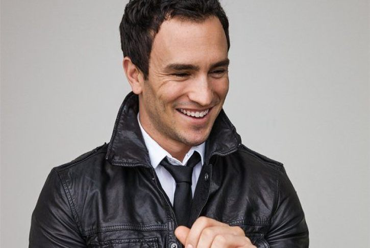 Jeremy Bloom, a famous athlete