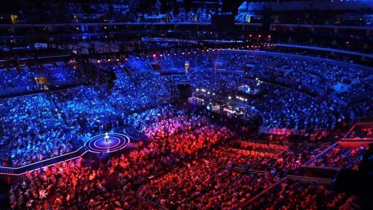 League of Legends eSports event
