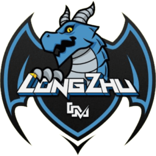 An image of the Longzu Gaming team logo
