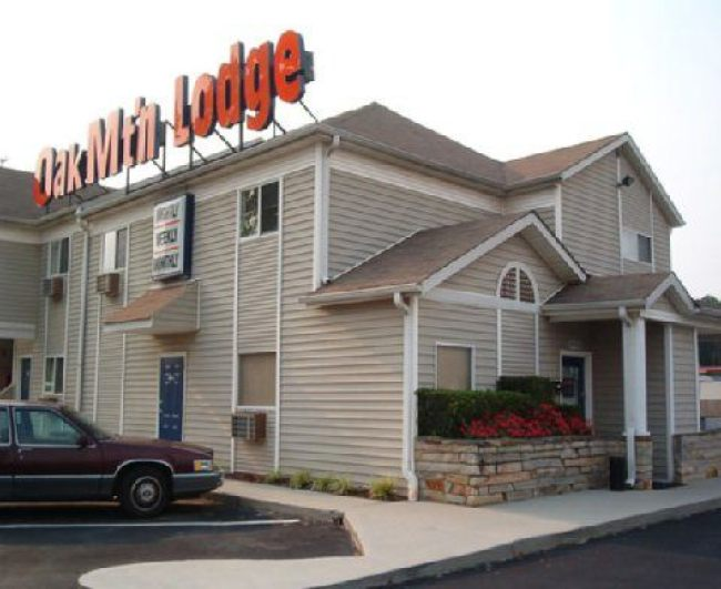A meth concoction lab was found in the Oak Mountain Lodge Motel in Alabama