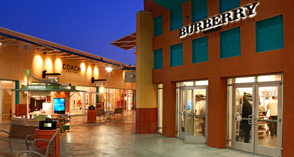 Las Vegas Premium Outlet Malls Vegas on a Budget