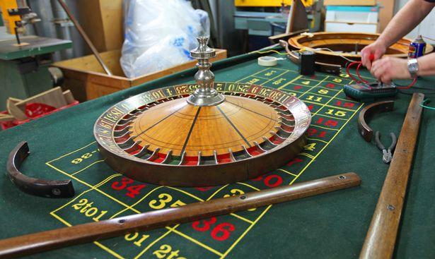 Roulette machines rigged slot car grand prix 2