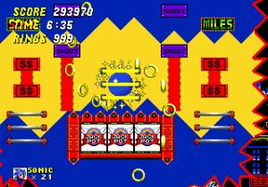 Sonic the Hedgehog 2 Casino Night Zone