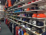 An image of popular sports memorabilia for fans