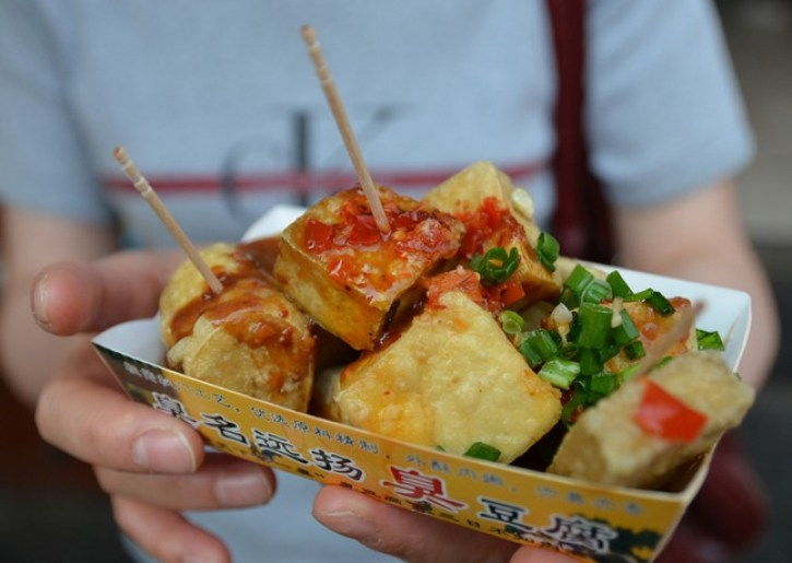 A common snack served at Chinese Baseball League games