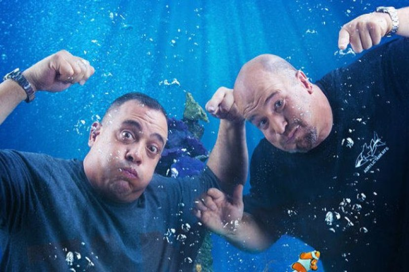 An image of the stars of Tanked, a popular animal-themed show
