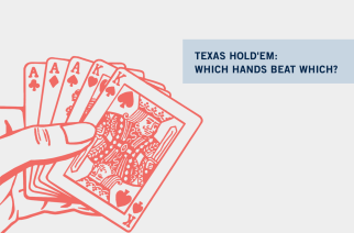 Texas Hold'em: Which Poker Hands Beat Which?
