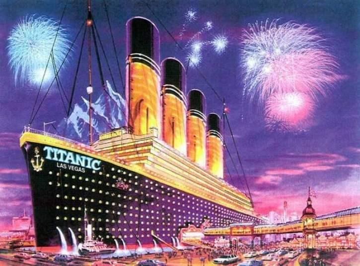 The Titanic hotel and casino resort